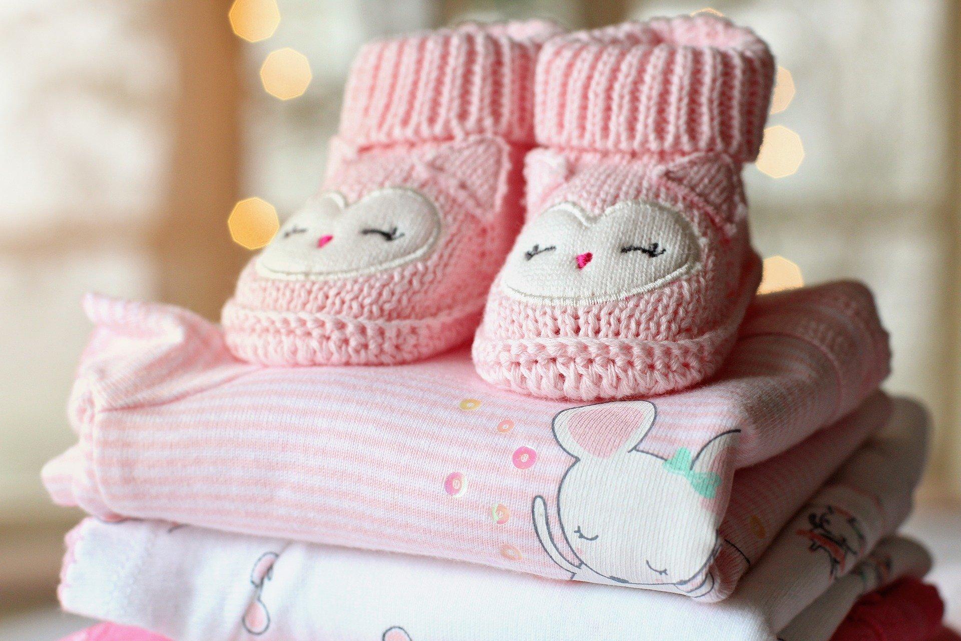 Oblečení miminko holčička