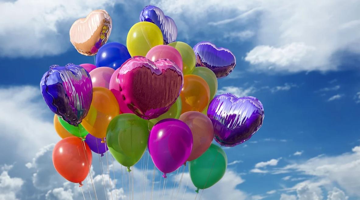 balonky pro party