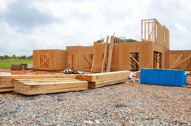 stavba bydlení