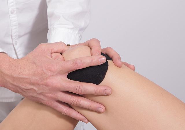 kontrola kolene