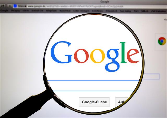 lupa na google
