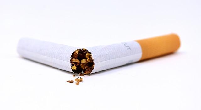 tabák a nikotin